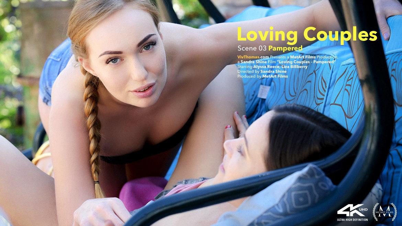 Loving Couples Episode 3 - Pampered - Viv Thomas