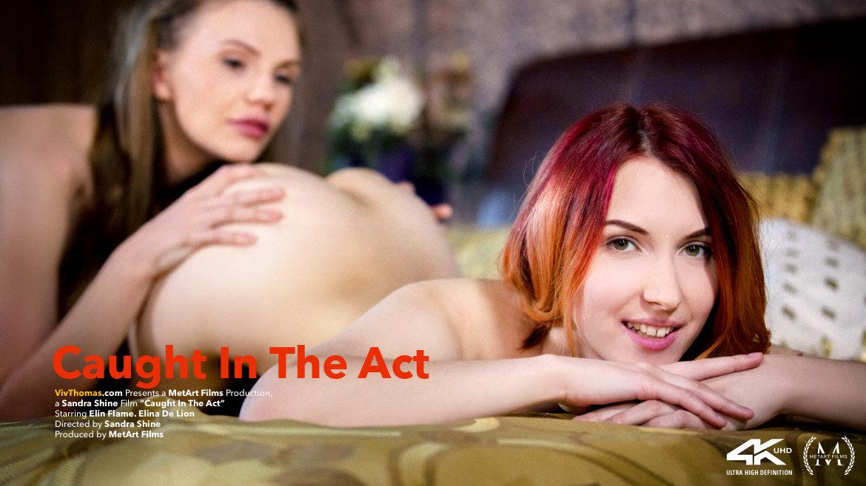 Caught In The Act - Viv Thomas