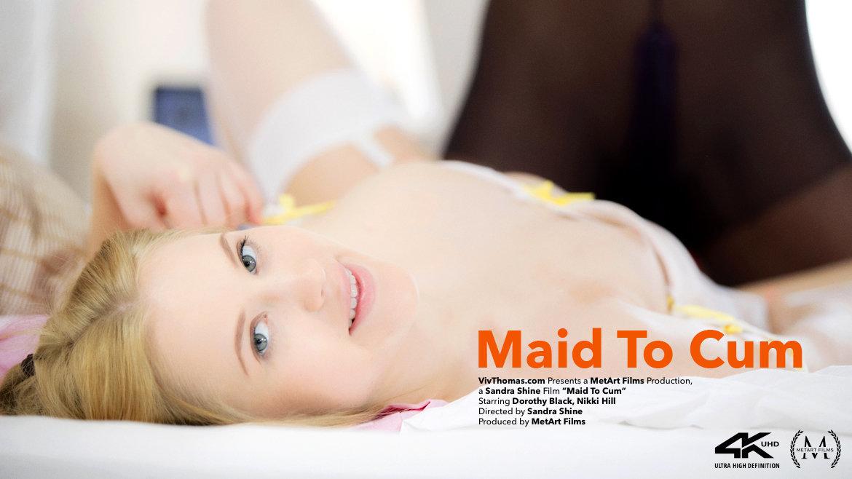 Maid To Cum - Viv Thomas