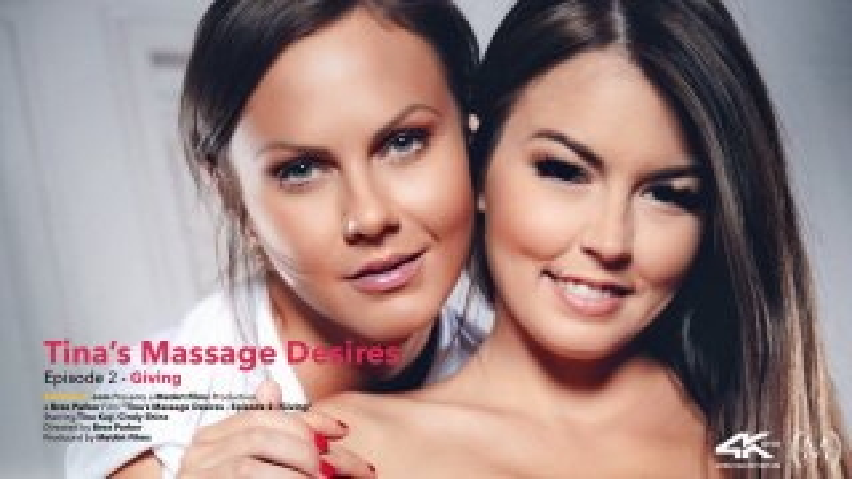 Tina's Massage Desires Part 2: Giving - Viv Thomas