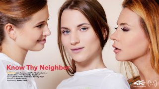 Know Thy Neighbor - Viv Thomas