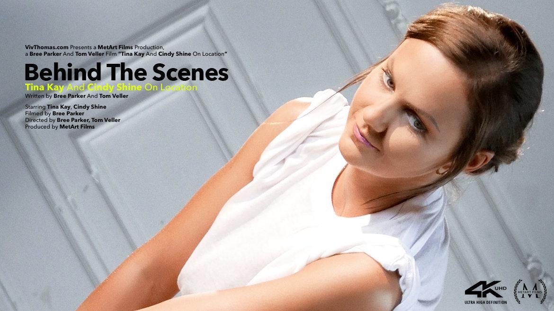 Behind The Scenes: Tina Kay & Cindy Shine On Location - Viv Thomas