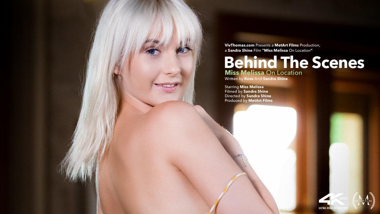 Behind The Scenes: Miss Melissa On Location - Viv Thomas