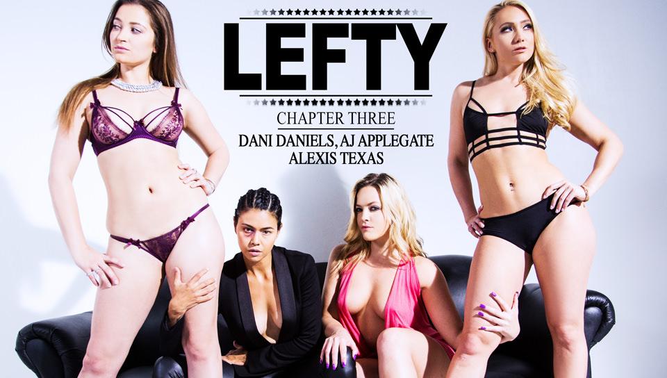 3 Lesbians Isn't a Crowd! Scene 3 - Sweet Heart Video