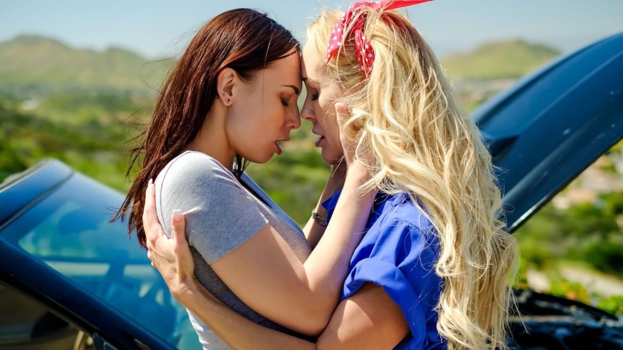 Brandi Loves Girls 2: Scene 1 - Sweet Heart Video