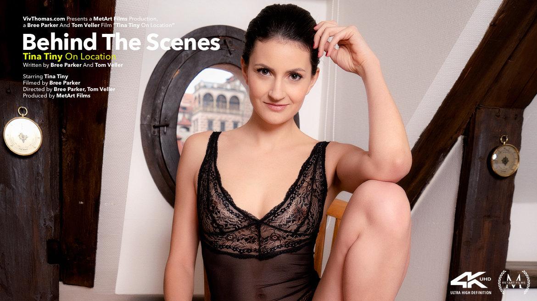 Behind The Scenes: Tina Tiny On Location - Viv Thomas