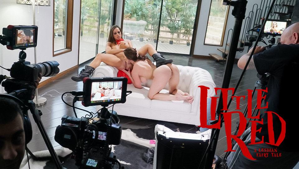 Little Red: A Lesbian Fairy Tale: BTS Featurette - Girlsway