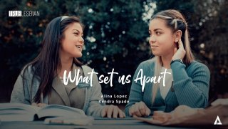 True Lesbian - What Set Us Apart - Girlsway