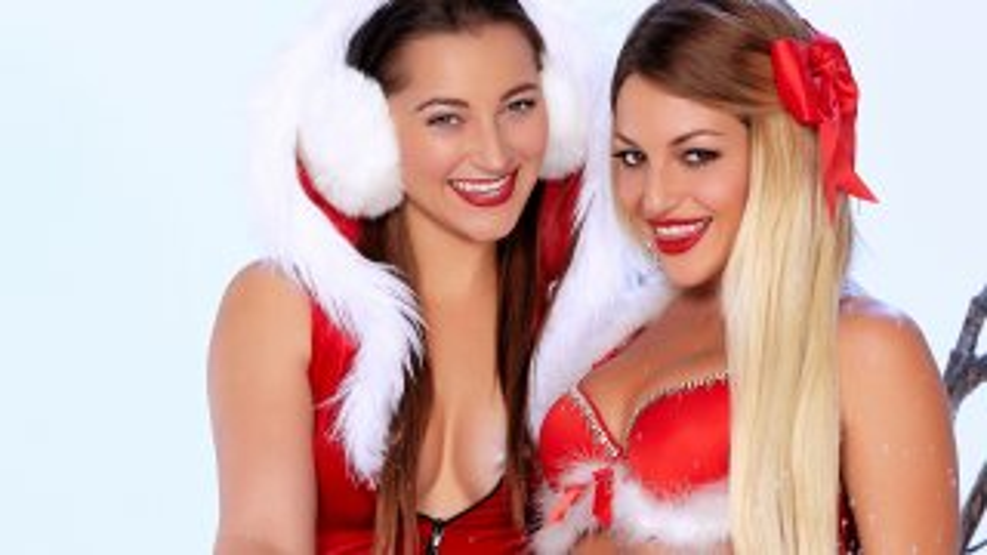 Santa's Ride - When Girls Play