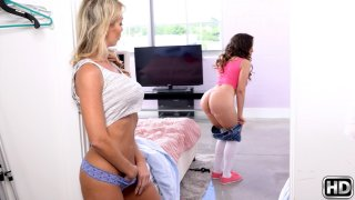 Spring Cleaning - Moms Lick Teens