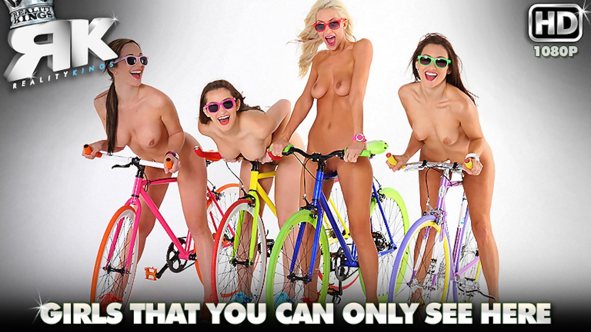 Bikes And Broads - We Live Together