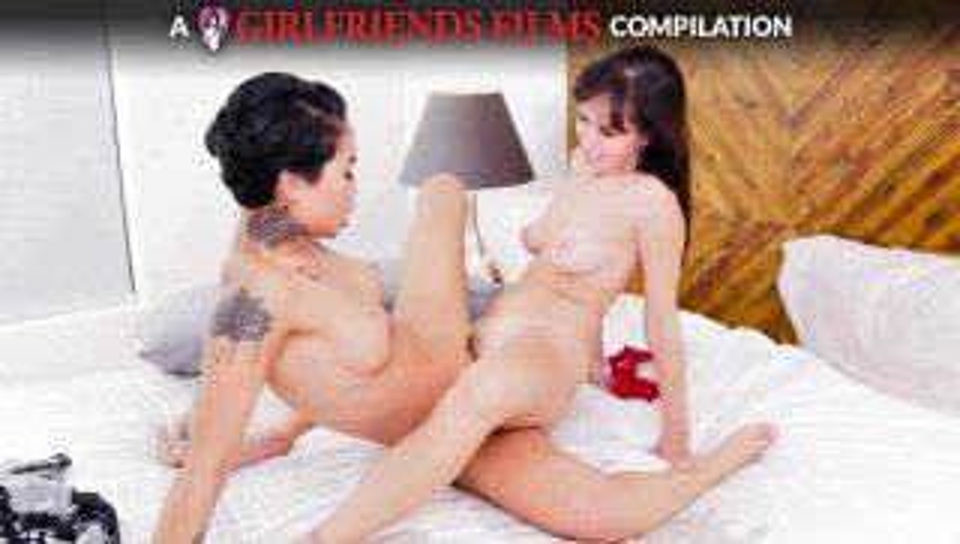 Scissoring Compilation #02, Scene #01 - Girlfriends Films