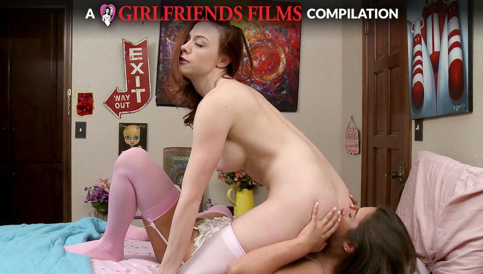 Facesitting Compilation, Scene #01 - Girlfriends Films