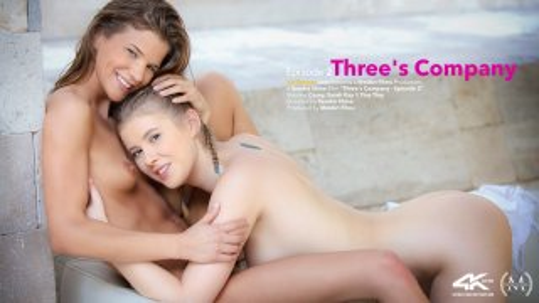 Three's Company Episode 2 - Viv Thomas