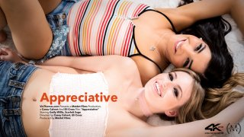 Appreciative - Viv Thomas