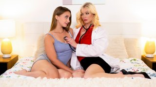 Daughter's Home Check-Up, Scene #01 - Mommy's Girl