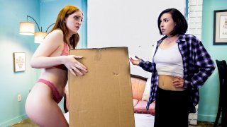Dressed To The Nones - Girlsway