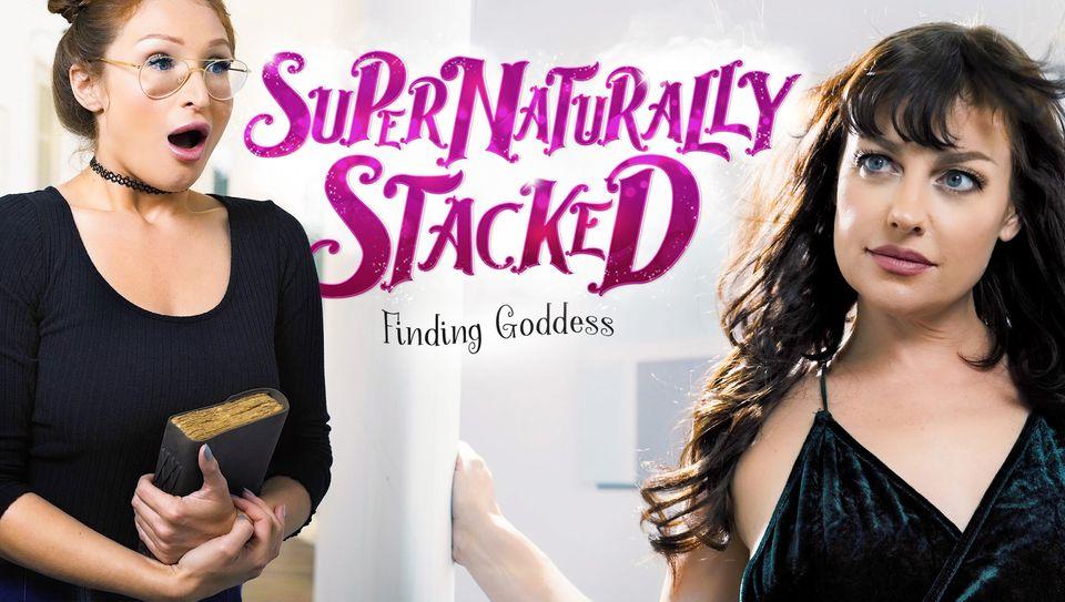 Supernaturally Stacked: Finding Goddess, Scene #01 - Girlsway