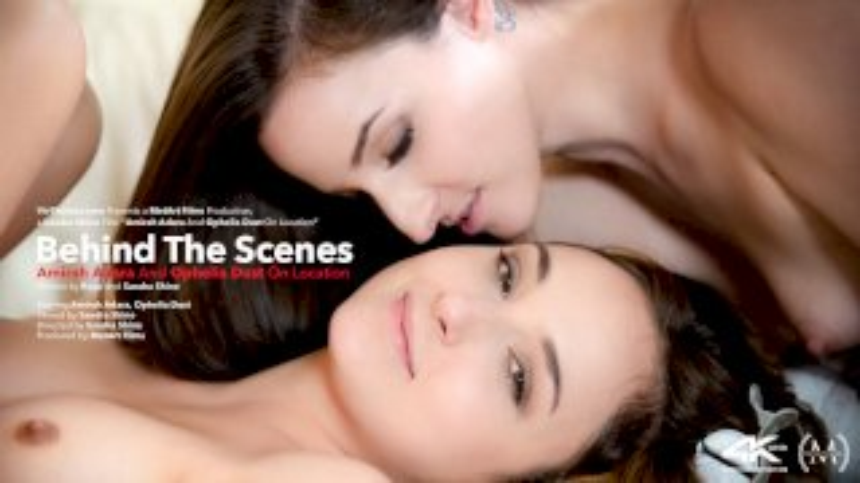 Behind The Scenes: Amirah Adara & Ophelia Dust Location - Viv Thomas