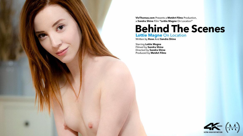 Behind The Scenes: Lottie Magna On Location - Viv Thomas
